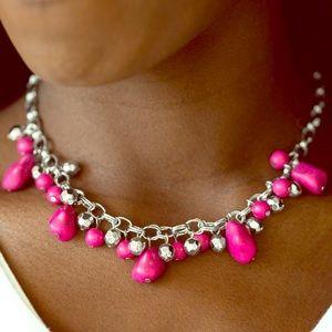 Paleo Princess - Pink   Necklace 📿
